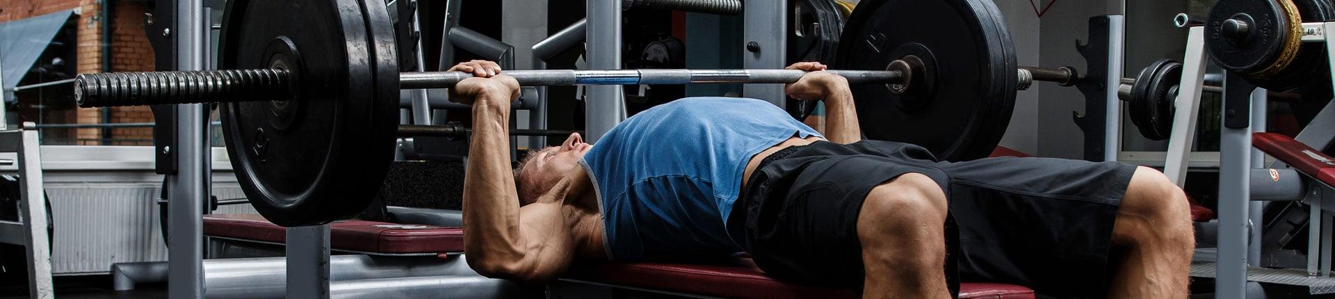 4 techniki treningowe, które ruszą  Twoją klatkę piersiową