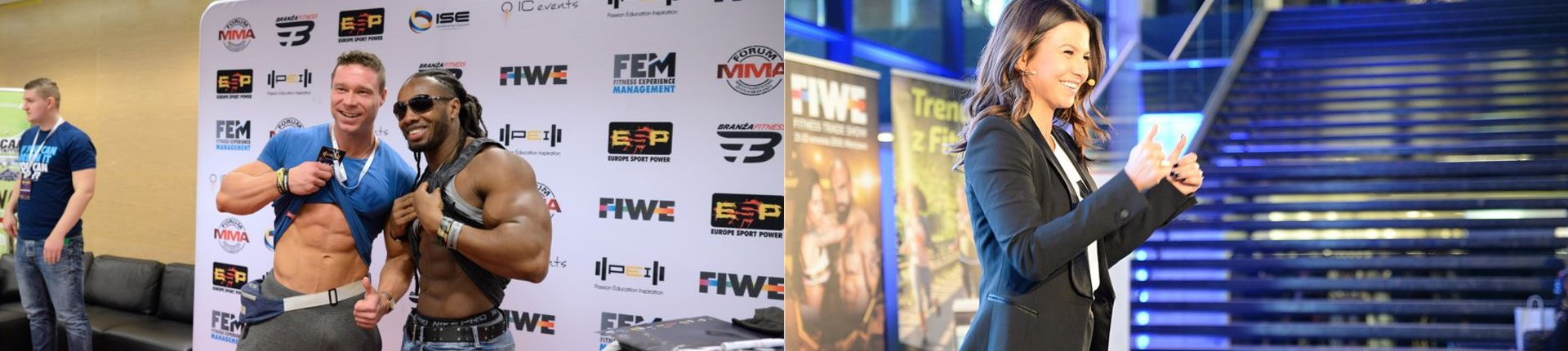 IV Edycja konferencji fitness PEI zakończona wielkim sukcesem