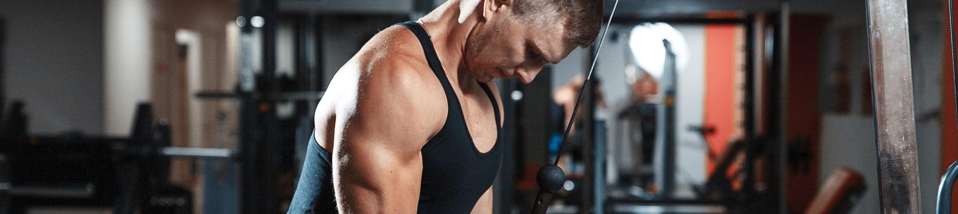 5 błędów w treningu tricepsów