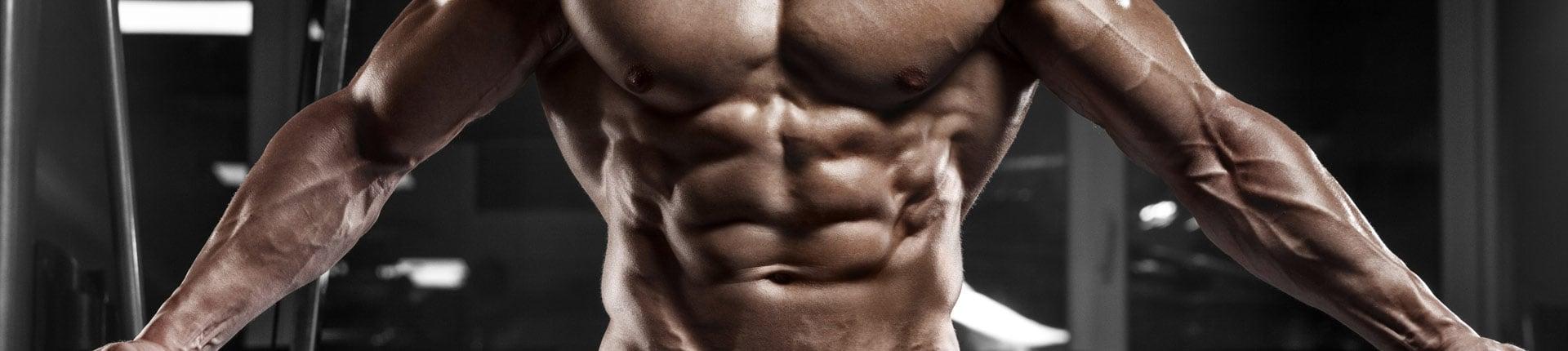 Mięśnie brzucha budujemy na siłowni, a nie w kuchni!