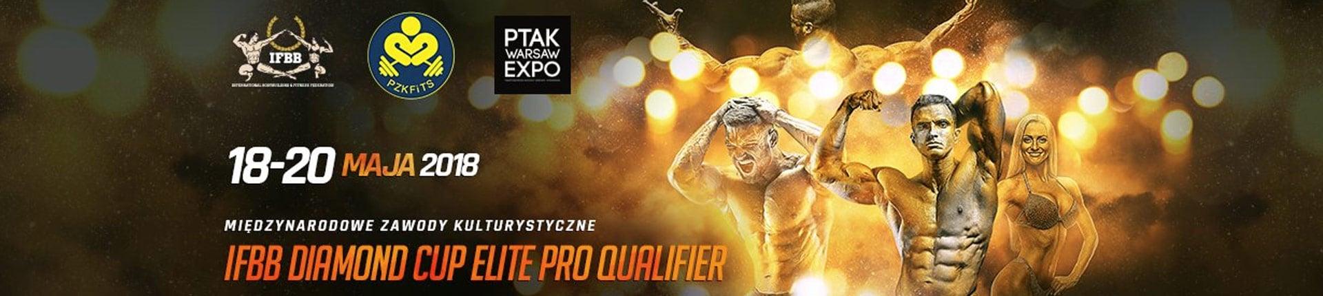 IFBB Diamond Cup Warsaw Ptak Expo - CD.