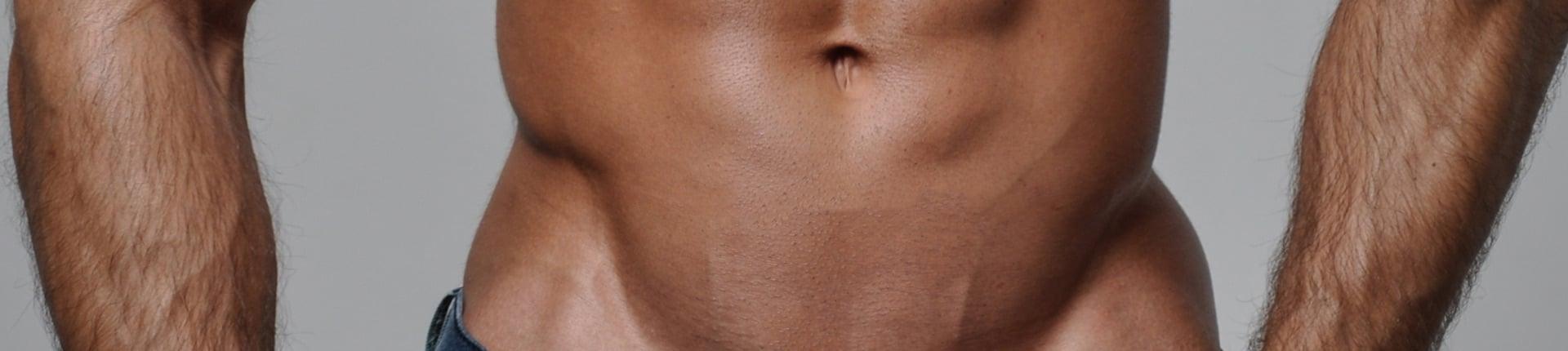 Pasy Adonisa, czyli sposób na V na brzuchu
