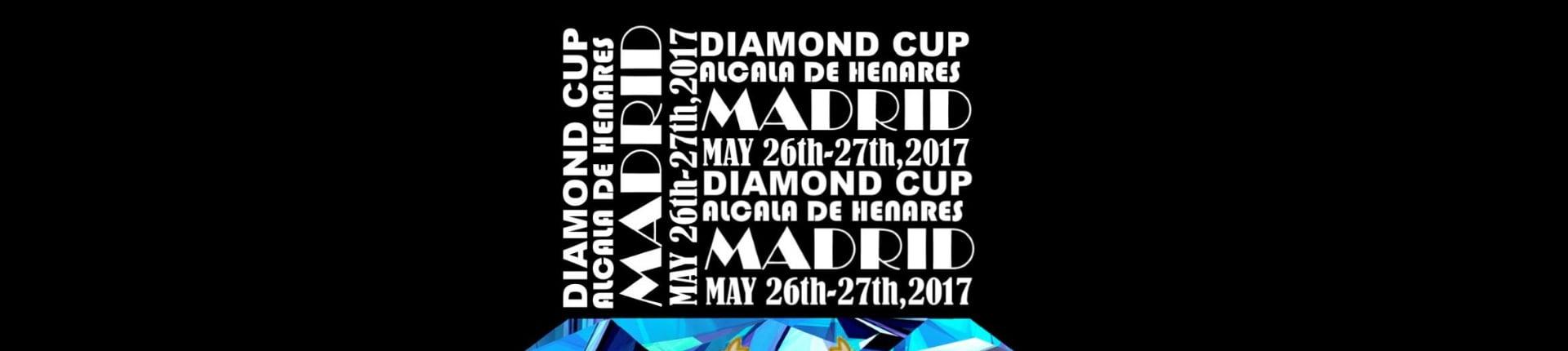 IFBB Diamond Cup - Madryt 2018