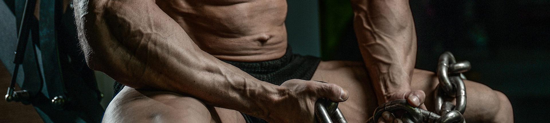 Uginanie nadgarstków, jako recepta na mocne przedramiona