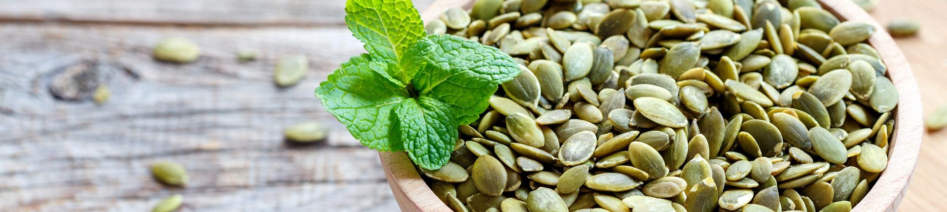 Pumpkin Seed - dla zdrowia mężczyzny i nie tylko
