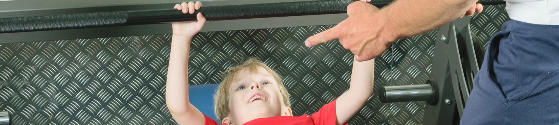 Czy trening siłowy jest bezpieczny dla dzieci?