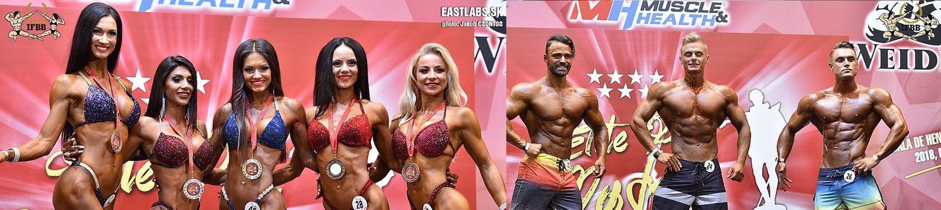 Polacy na IFBB ELITE PRO - Madryt 2018