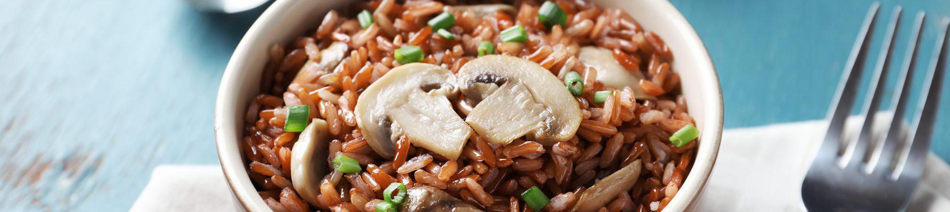 Ryż brązowy - wady i zalety