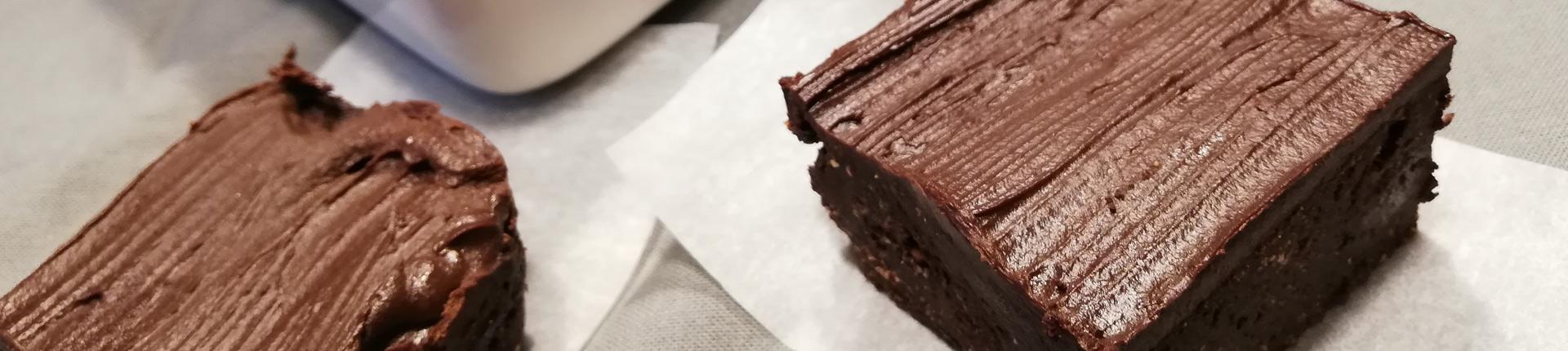 Mega czekoladowe BROWNIE