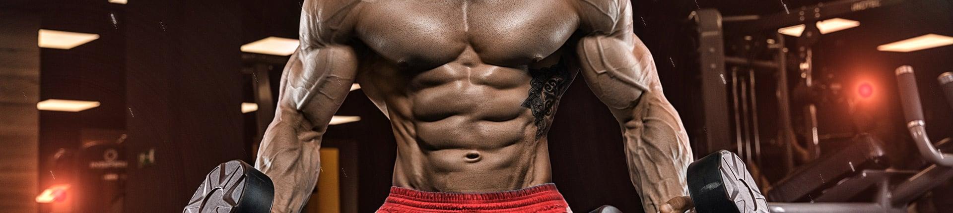 Trening na masę - zasady, przykładowy trening