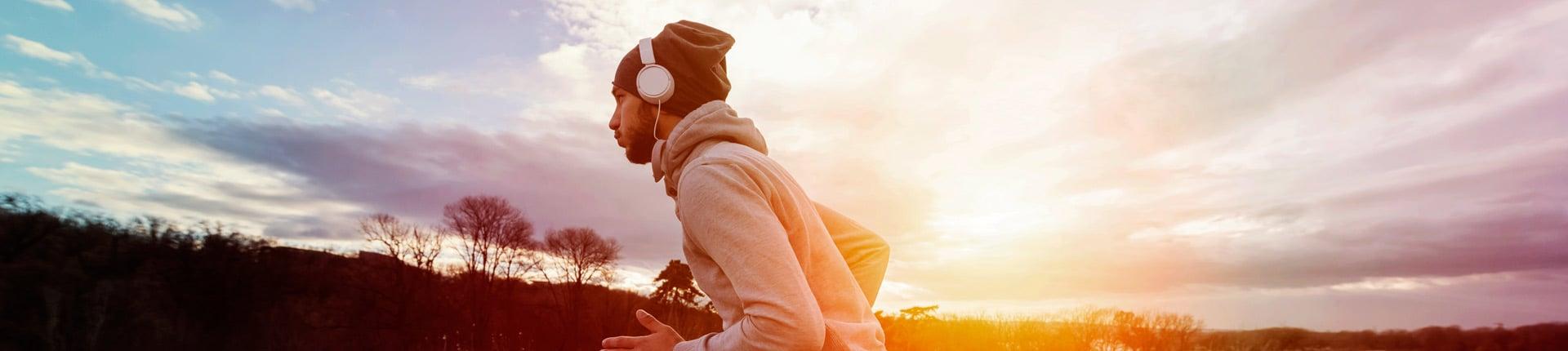 Czy trening interwałowy przy muzyce będzie bardziej skuteczny?