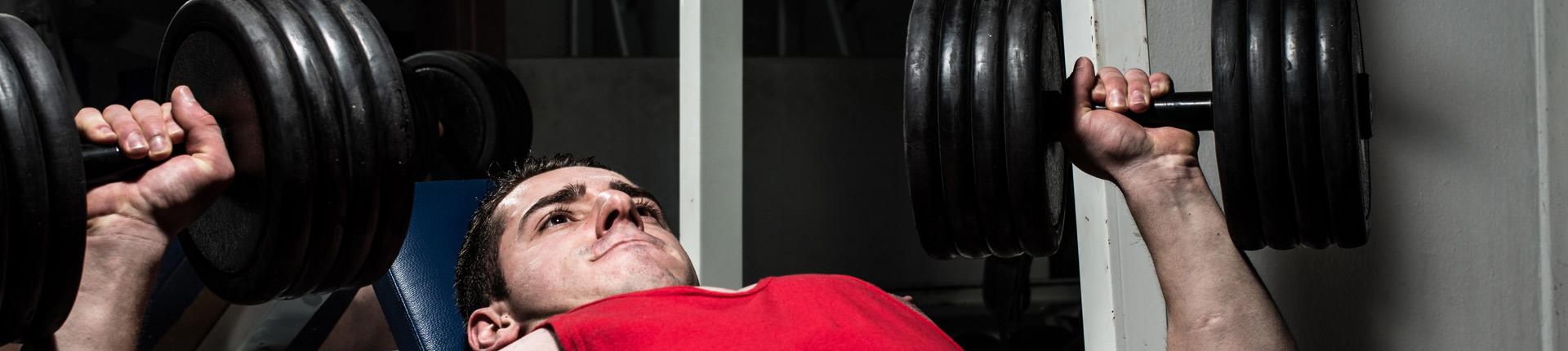 Ćwiczenia na masę, siłę, rzeźbę i wytrzymałość