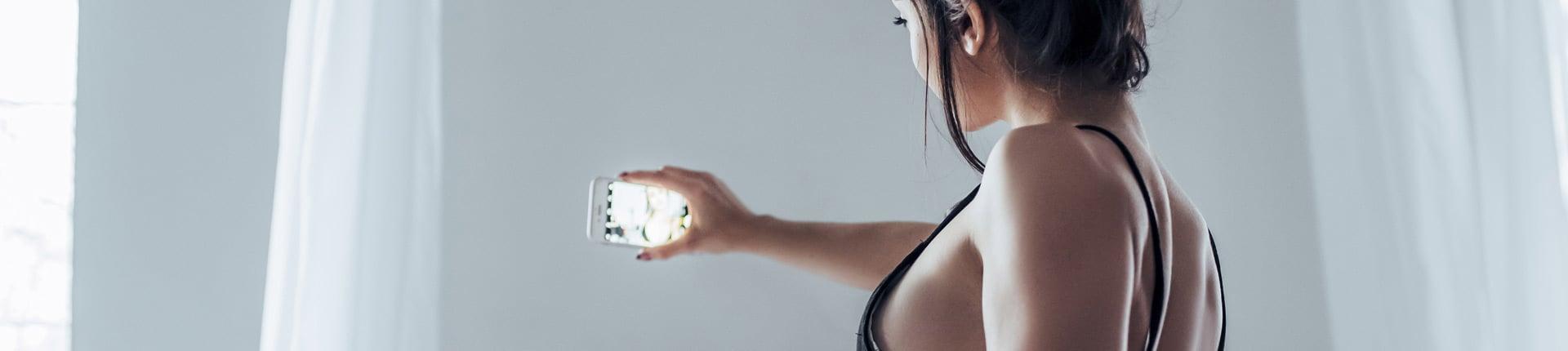Selfie i zaburzenia zdrowia psychicznego