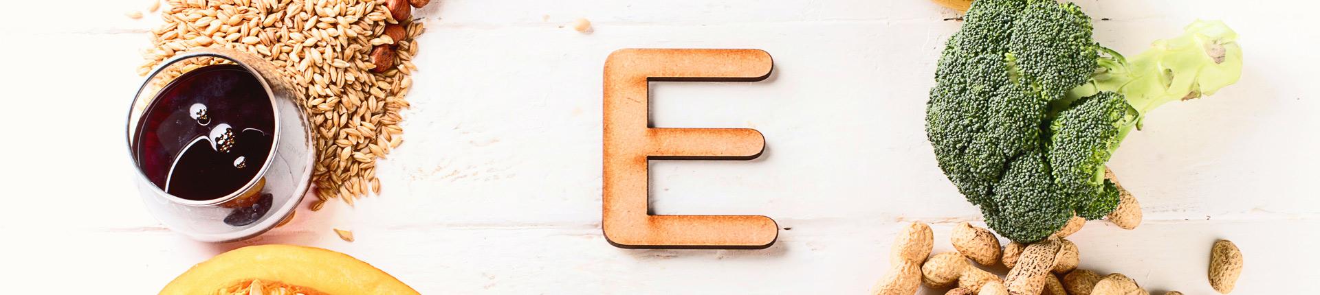 Witamina E - funkcje, zastosowanie i działanie