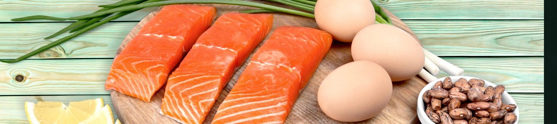 Produkty bogate w białko. Najlepsze źródła białka