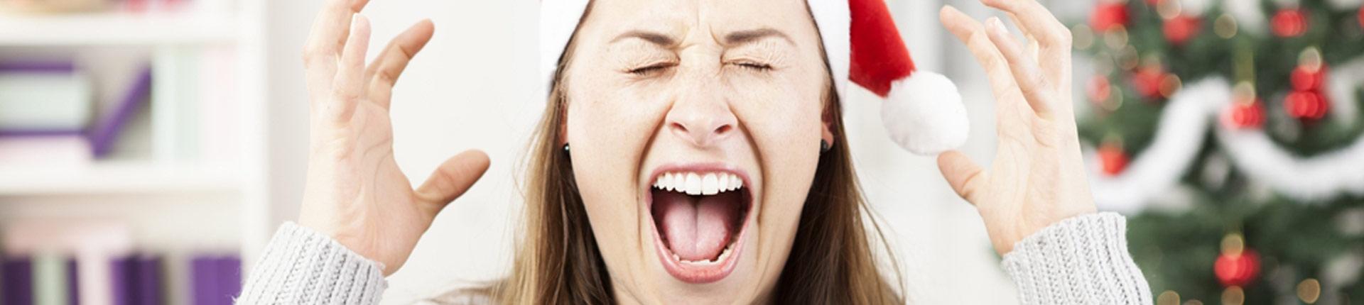 Jak przeżyć święta i nie zwariować? Jak się nie stresować?