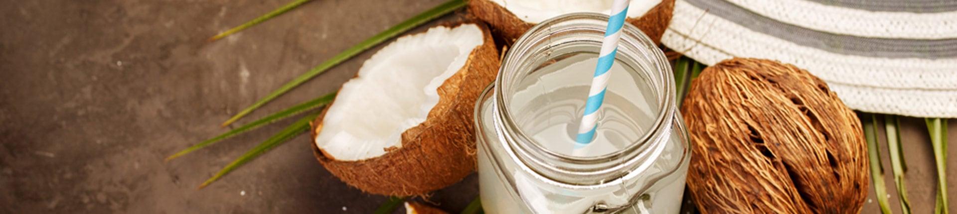Czy woda kokosowa jest dobra dla sportowców?