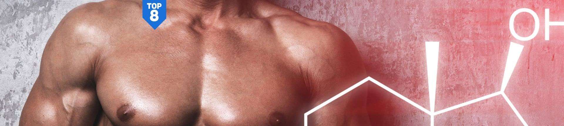 Ranking boosterów testosteronu - Najlepsze boostery testosteronu