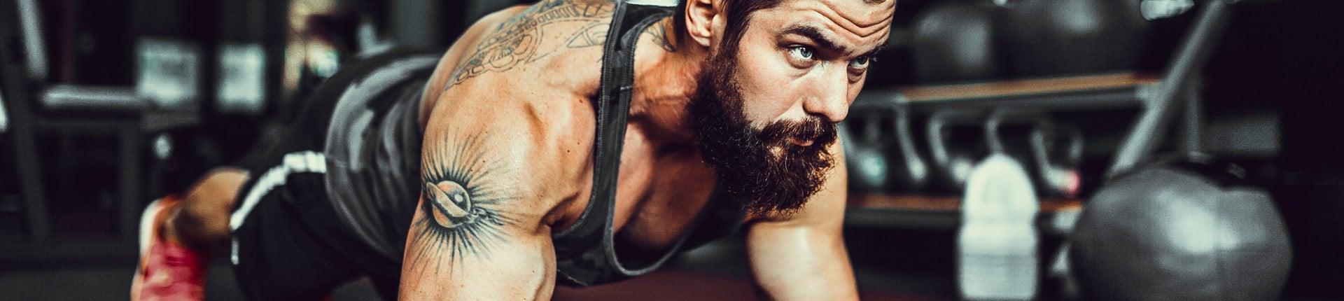 Plank czy brzuszki, co lepsze na mięśnie brzucha?