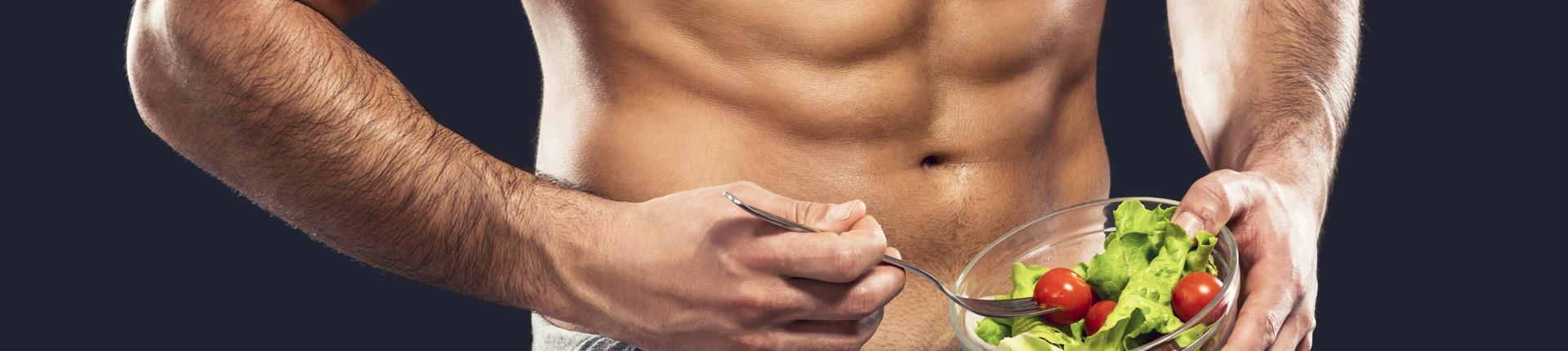 Dieta wegańska a testosteron i długość życia