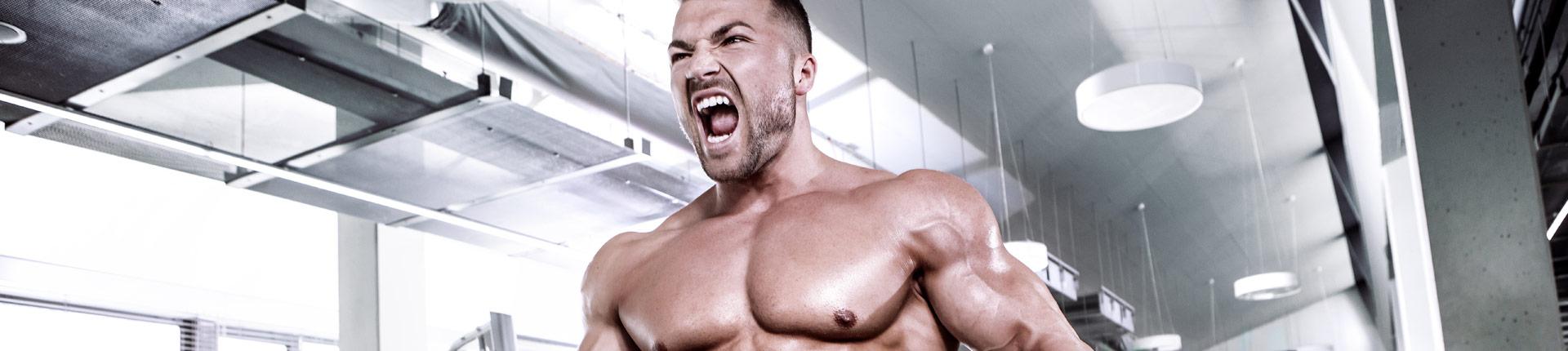 5 sposobów na większą pompę mięśniową