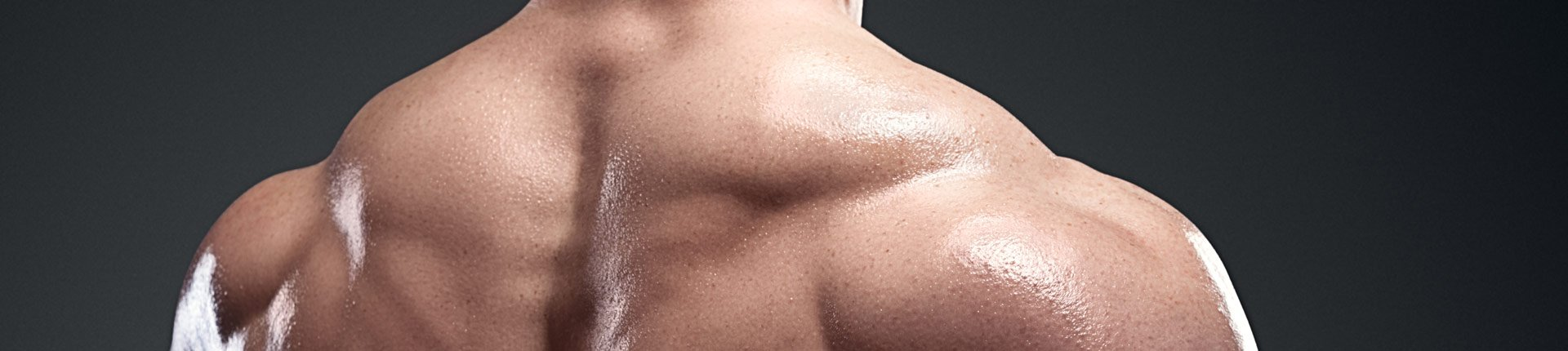 """Jak zbudować """"kaptury"""" czyli mięśnie czworoboczne?"""