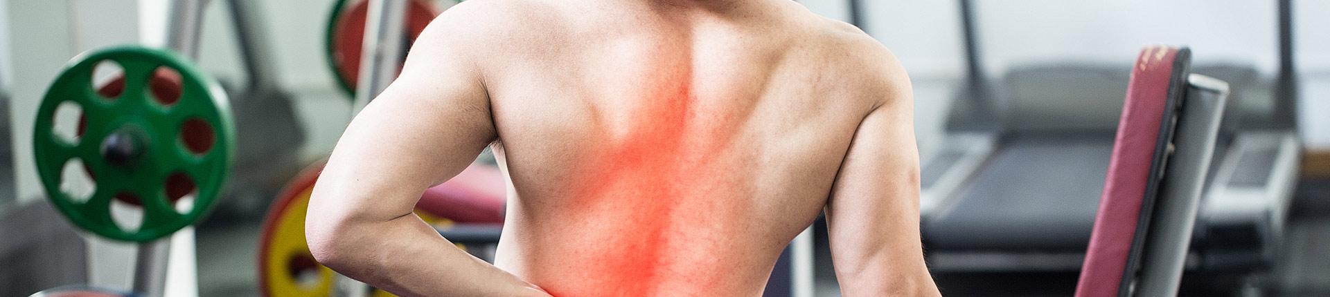 Ból pleców podczas wiosłowania? Wypróbuj Pendlay Row