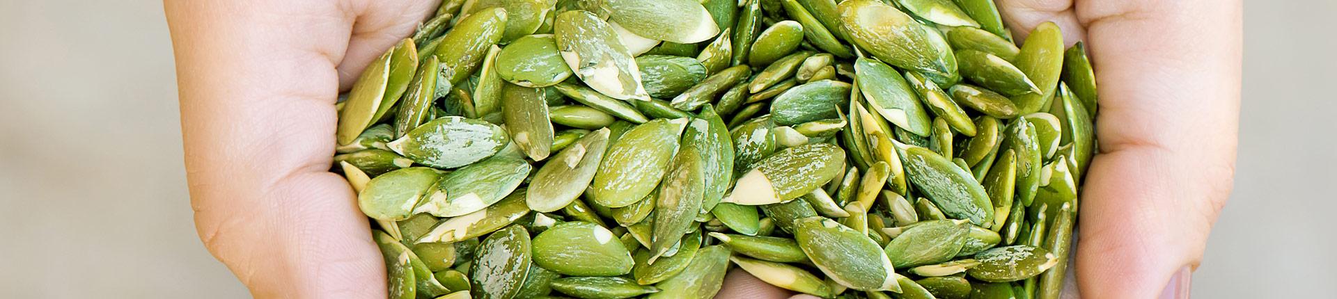 Co możesz zyskać jedząc codziennie pestki dyni?