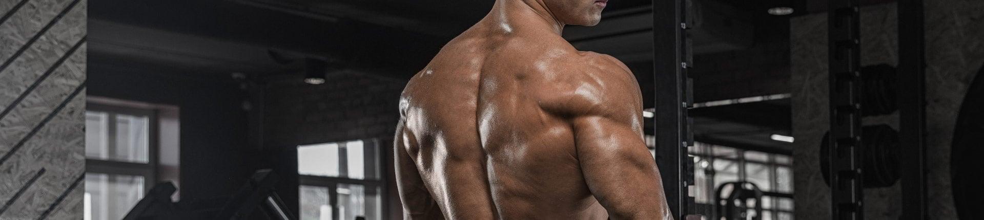 7 ćwiczeń na mięśnie czworoboczne, popraw wygląd i funcjonalność kapturów