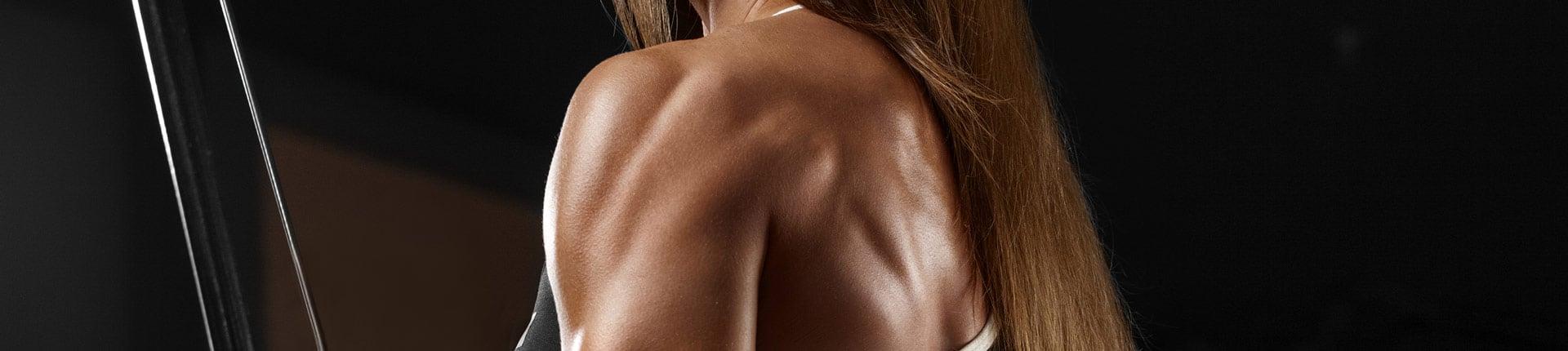 Jak budować masę mięśniową u kobiet?