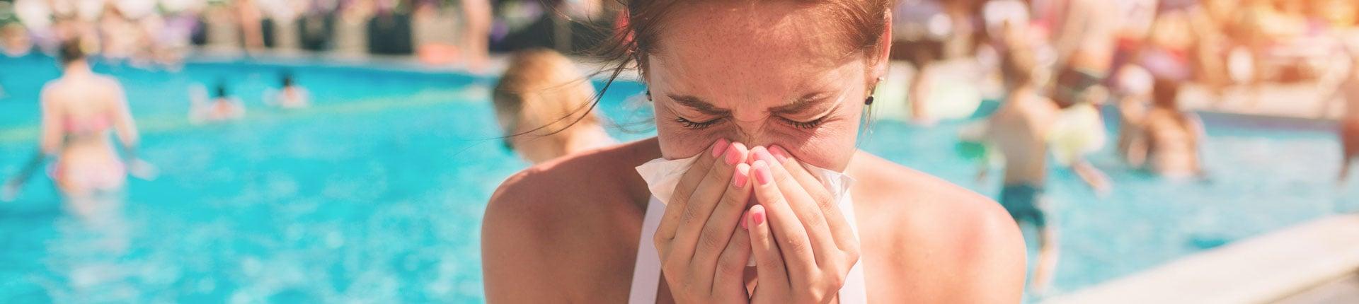 Letnie infekcje i przeziębienie. Jak nie zachorować latem?