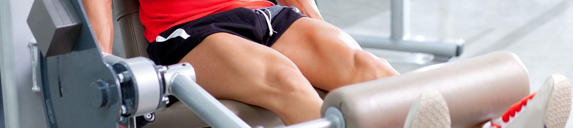 Dlaczego mam chude nogi? Trening na słabo umięśnione nogi