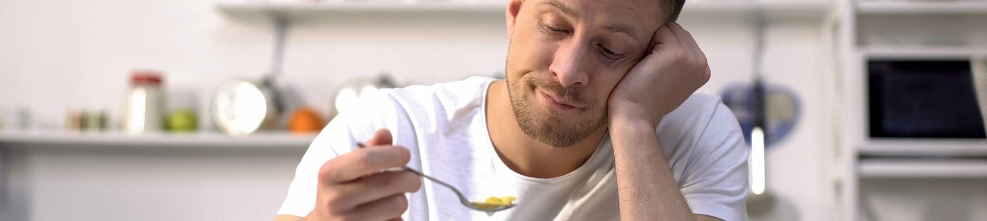 Jak budować masę mięśniową przy braku apetytu?