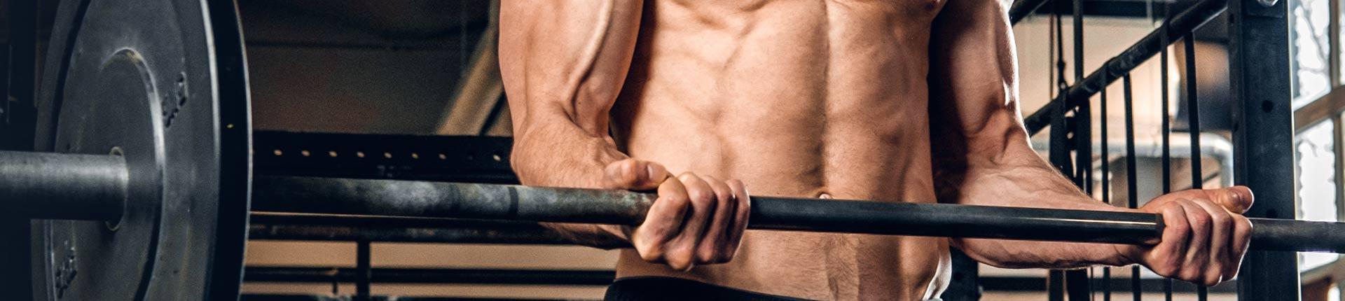 Szybka i efektywna rozgrzewka przed treningiem siłowym bez cardio