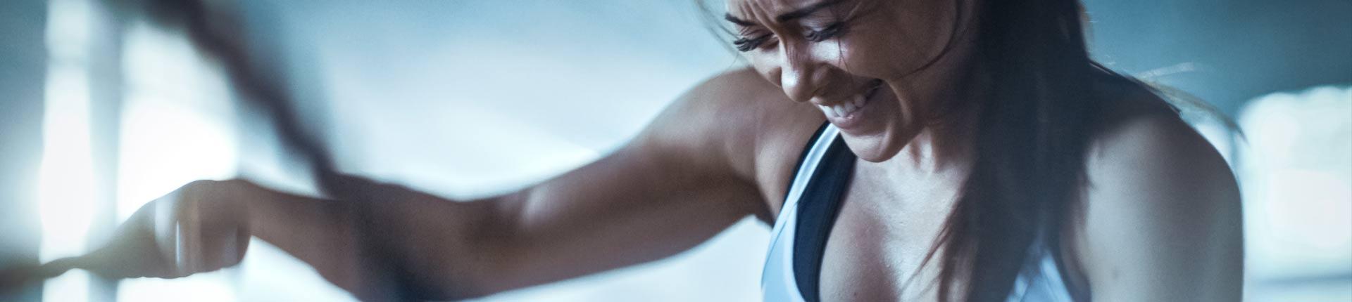 L-karnityna pozwala ciężej trenować!