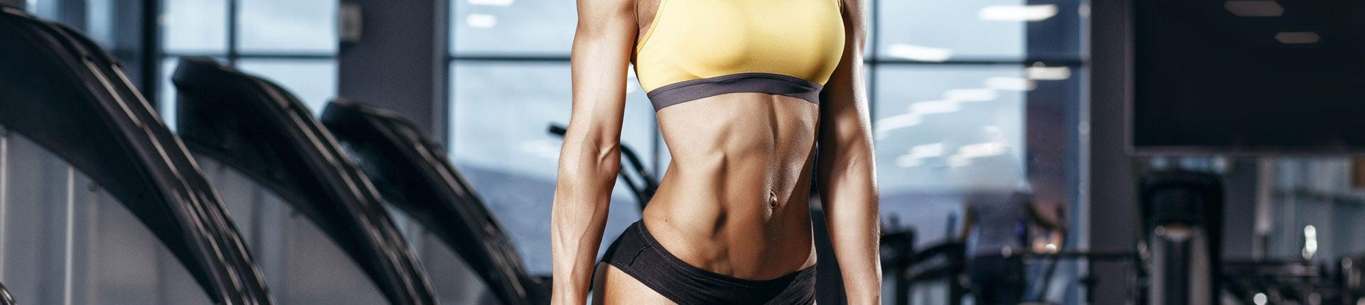 Profesjonalny trening dla kobiety: czego nie można pominąć?