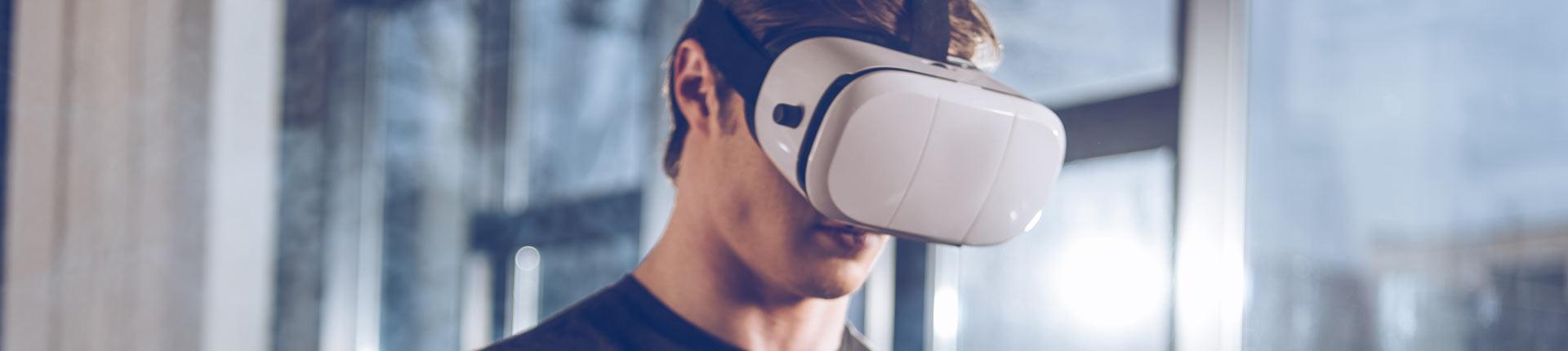 Wirtualna rzeczywistość może pomóc w treningu?