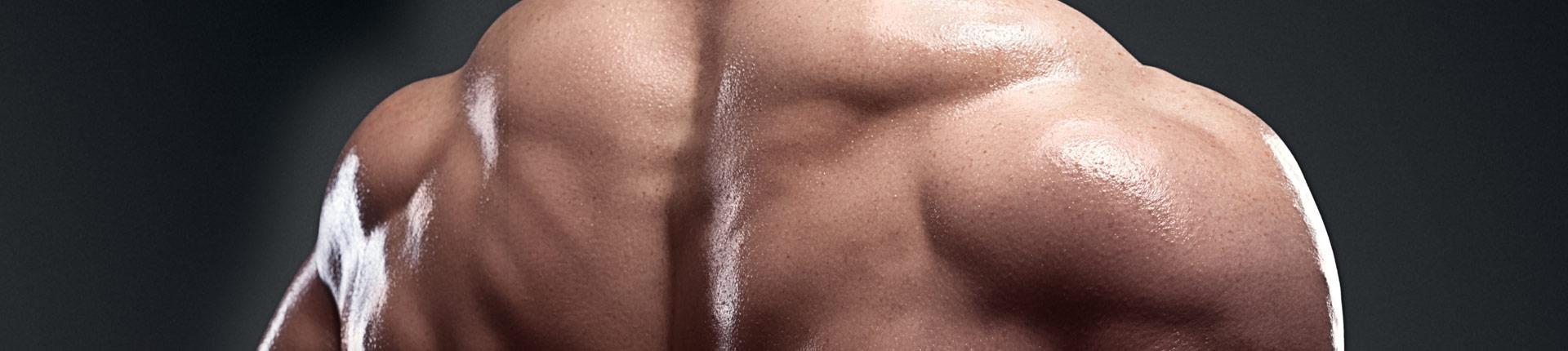 Problemy z barkami? Skup się na mięśniu czworobocznym!