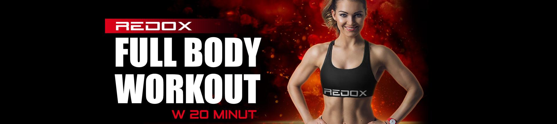 Spalaj tłuszcz! Wpróbuj 20 minutowy trening FBW