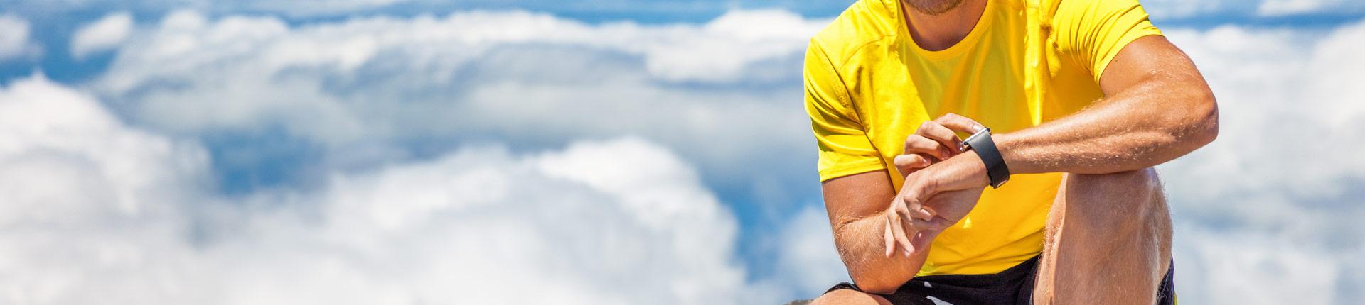 Trening wysokogórski: Po co sportowcy jeżdżą w góry? Mieszkaj wysoko, trenuj nisko