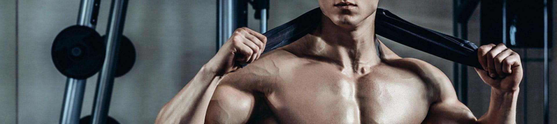 Większa i grubsza szyja - trening mięśni karku