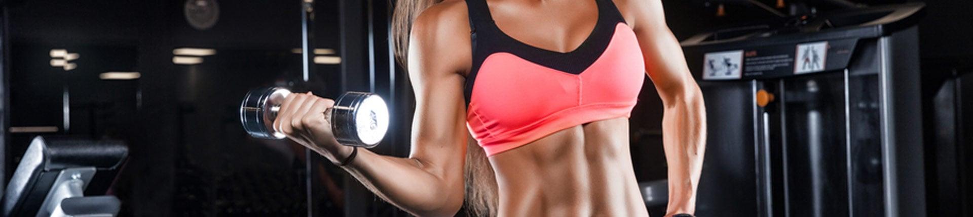 Pierwszy rok treningu dla początkujących kobiet - budujemy mięśnie!