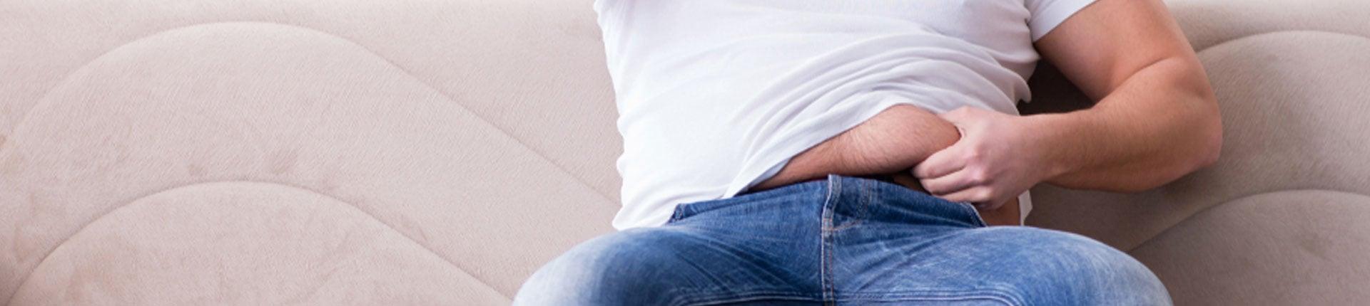 Nie możesz schudnąć? Kortyzol a tkanka tłuszczowa i tycie