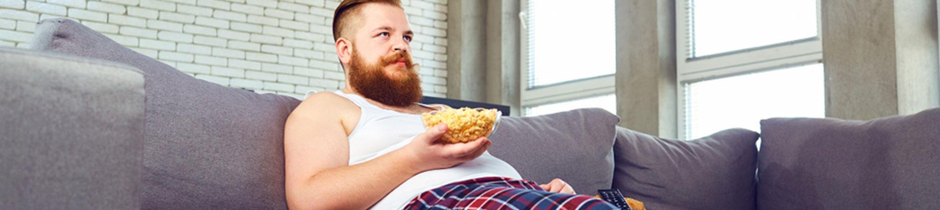 COVID a nieaktywność fizyczna. Jak duże zagrożenie stanowi otyłość?