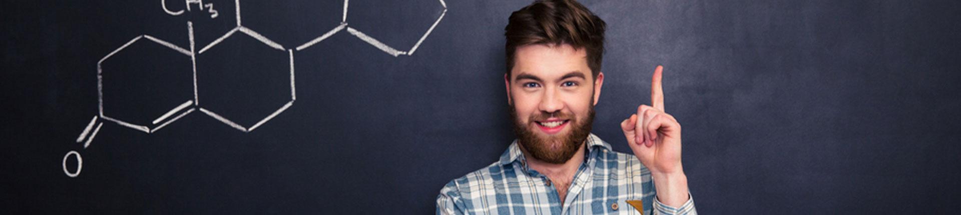 Testosteron - fakty i mity! Czy testosteron leczy depresję?