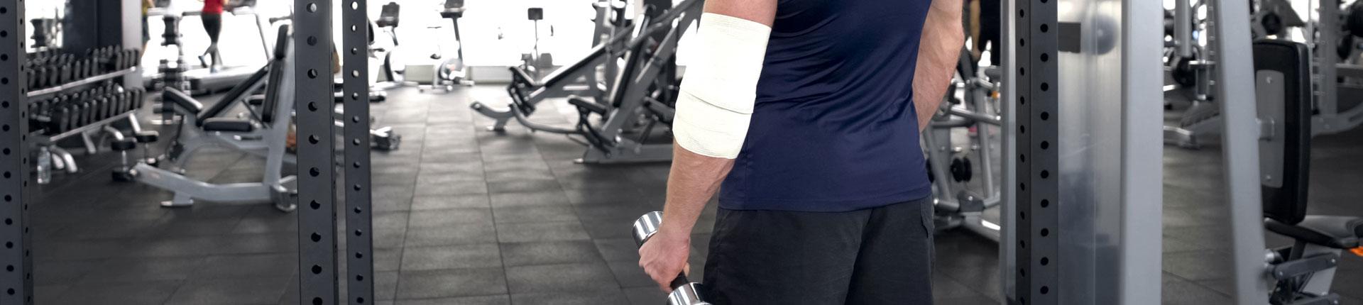 Ćwiczenie podczas kontuzji. Czy trening jednej strony ciała ma sens?