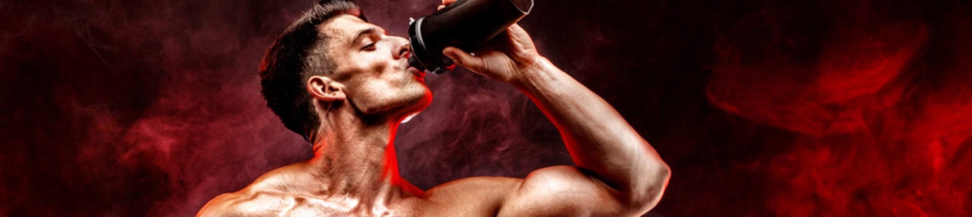 Odżywka białkowa na noc. Czy przed snem warto brać białko?