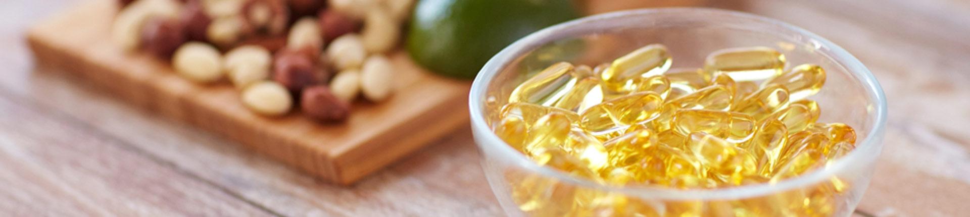 Kwasy tłuszczowe Omega-3 skutecznie  zwalczają stany zapalne