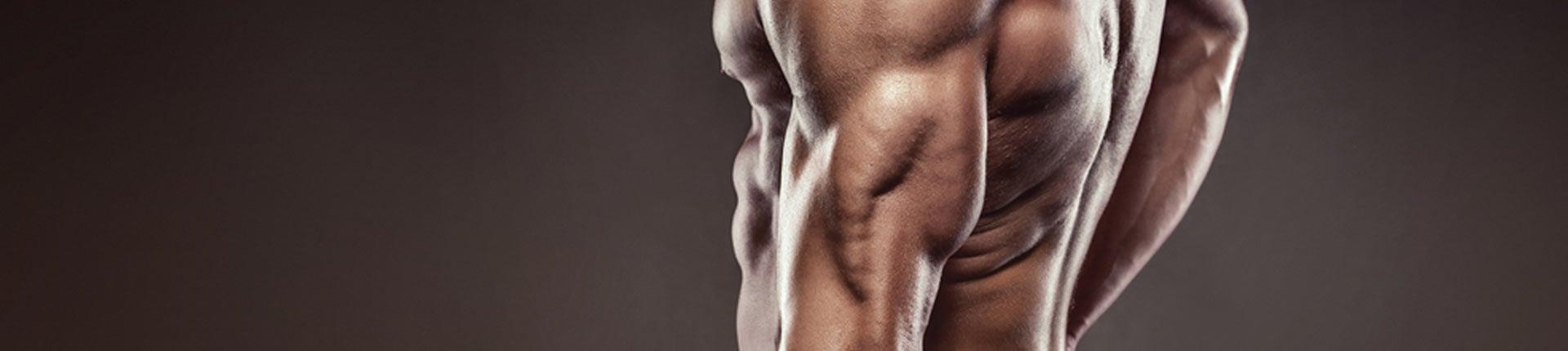 Buduj tricepsy masą własnego ciała