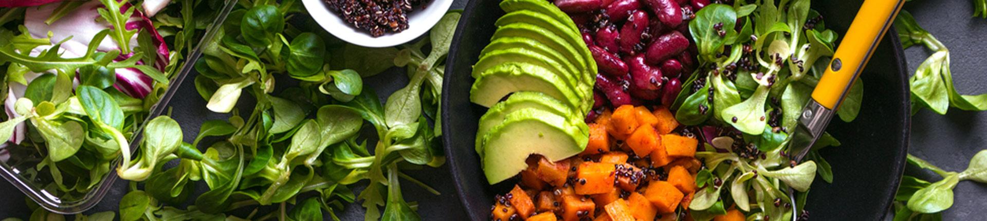 Pięć największych mitów związanych z dietą roślinną